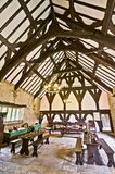 Smithills Hall The Great Hall Stock Photo