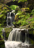 Smithills Waterfall Stock Images