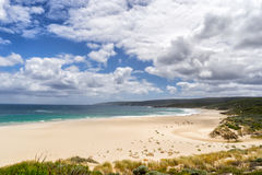 Smiths Beach. On Geographe Bay in western Australia stock image