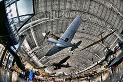 Smithsonian Air and Space Museum. Royalty Free Stock Photos