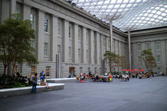 Smithsonian American Art Museum Royalty Free Stock Photography