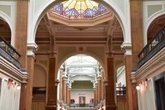 Smithsonian amerikan Art Museum i Washington DC Arkivfoto