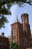 Smithsonian Castle Royalty Free Stock Image