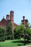 Smithsonian Castle royalty free stock photos