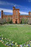 Smithsonian Castle, Landmark of Washington DC Royalty Free Stock Photography