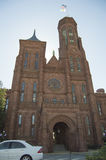 Smithsonian Castle Royalty Free Stock Images