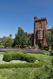 Smithsonian castle Stock Photos