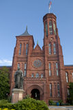 Smithsonian Castle in Washington, D.C. Stock Photos
