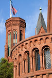 Smithsonian Castle, Washington, DC Stock Photography