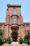 Smithsonian Castle in Washington DC Stock Photography
