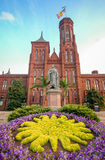Smithsonian Castle Royalty Free Stock Photos