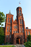 Smithsonian Castle in Washington DC, USA Royalty Free Stock Photography