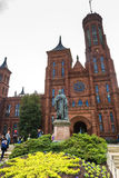 The Smithsonian Castle Royalty Free Stock Photography