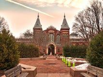 The Smithsonian Institute Stock Photo