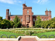 Free Smithsonian Institution Castle Royalty Free Stock Images - 1417929
