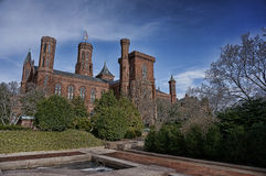 Smithsonian Institution Castle Stock Images