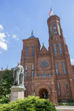 Smithsonian institution center Royalty Free Stock Photography