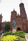 Smithsonian kasztel fotografia royalty free