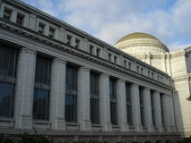 Smithsonian Museum Of Natural History. In Washington DC royalty free stock photography