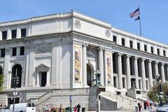 Smithsonian National Postal Museum in Washington DC Royalty Free Stock Image