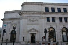 Smithsonian National Postal Museum in Washington DC Stock Photo