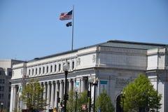 Smithsonian nationellt post- museum, Washington, DC Arkivbilder