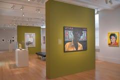 Smithsonian portreta Krajowa galeria w washington dc obrazy royalty free