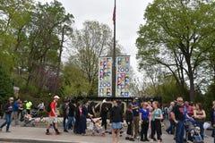 Smithsonian zoo w Waszyngton, DC obraz royalty free
