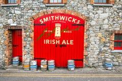 Smithwicks brewery Stock Photography