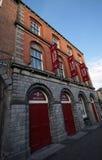 Smithwicks piwny browar w Kilkenny i fabryka Obraz Royalty Free