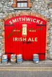 Smithwicksbrouwerij Royalty-vrije Stock Fotografie