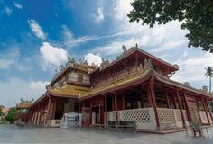 Smäll PA-i slott i det Ayutthaya landskapet Arkivbild