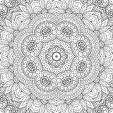 Sömlös abstrakt stam- modell (vektorn) Arkivfoton