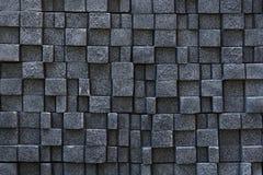 Sömlös bakgrund för stenväggen - texturera modellen för fortlöpande Royaltyfria Foton