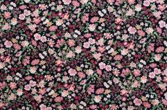 Sömlös modell, blom- tygbakgrund. Royaltyfria Foton