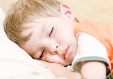 sömn Royaltyfria Bilder