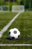 smoły futbolowa ilustracyjna piłka nożna Obraz Royalty Free