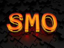 SMO - Social media optimization Stock Photos