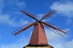 Smock του Σάσσεξ μύλος Στοκ φωτογραφίες με δικαίωμα ελεύθερης χρήσης