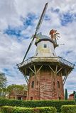 Smock Mill in Germany Royalty Free Stock Image