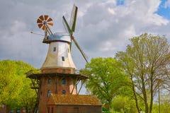 Smock Mill in Germany Stock Image