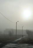 smog imagem de stock