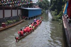 Smok łodzi festiwal Foshan Guandong Chiny fotografia royalty free