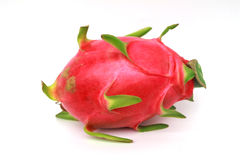 Smok owoc na bielu Obraz Royalty Free