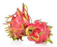 Smok owoc odizolowywająca przeciw białemu tłu Obraz Stock