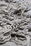 Smok rzeźbi żadny 1 zdjęcie royalty free