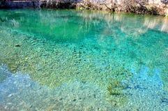 Smoka basen w Starym miasteczku Shuhe Fotografia Stock