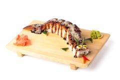 smoka makizushi Zdjęcie Stock