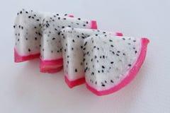 Smoka owocowy kawałek Zdjęcie Stock