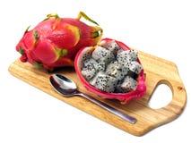 smoka owocowy pitahaya pitaya Obrazy Royalty Free